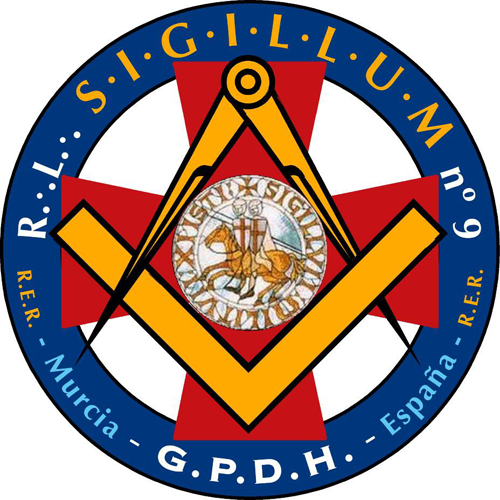 Sello Logia SIGILLUM n. 9